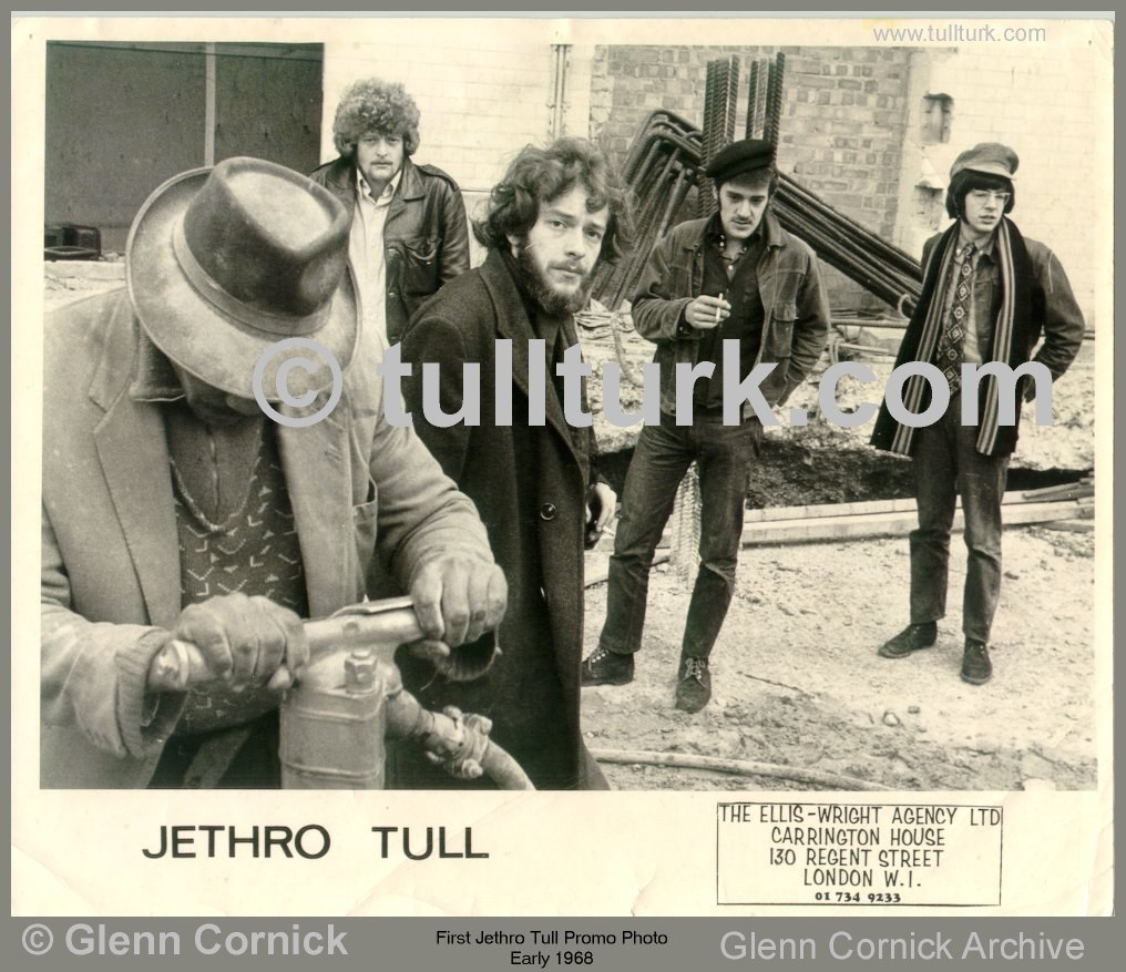 50th Anniversary of Jethro Tull on the 2nd Feb