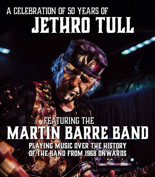 Martin Barre-50th Anniversary Celebration-Best of Jethro Tull