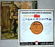 TURK VINYL ALBUMs of Bora CETIN Collection